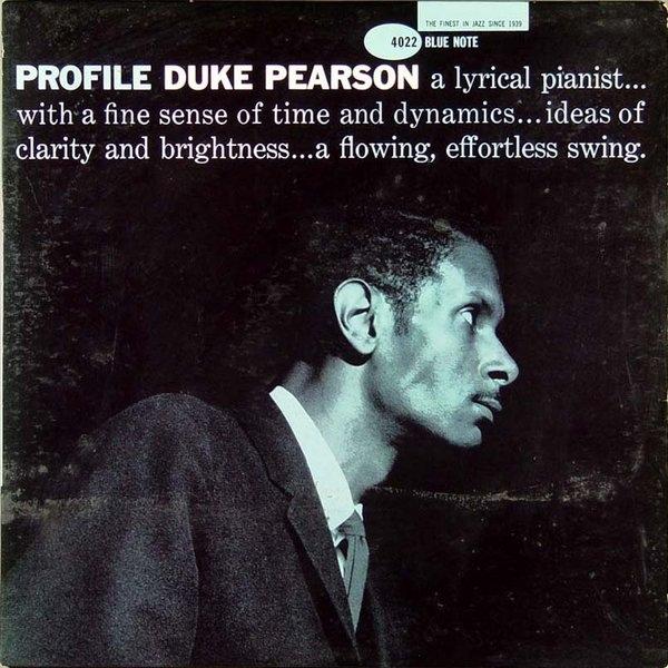 DUKE PEARSON - Profile cover