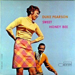 DUKE PEARSON - Sweet Honey Bee cover