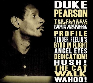 DUKE PEARSON - The Classic Albums Collection cover