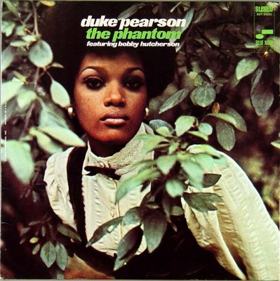 DUKE PEARSON - The Phantom cover