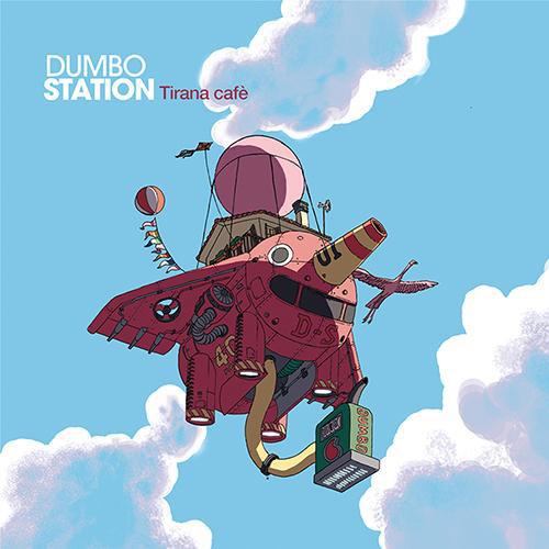 DUMBO STATION - Tirana Cafè cover