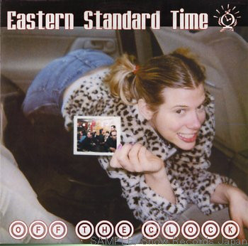 EASTERN STANDARD TIME - Off The Clock cover