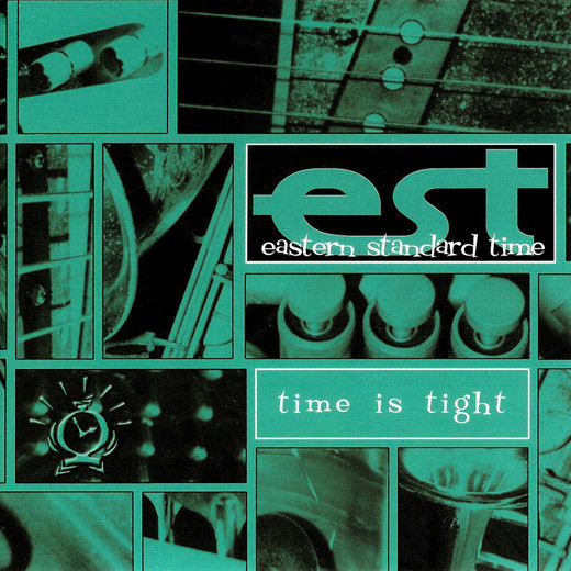 EASTERN STANDARD TIME - Time Is Tight cover