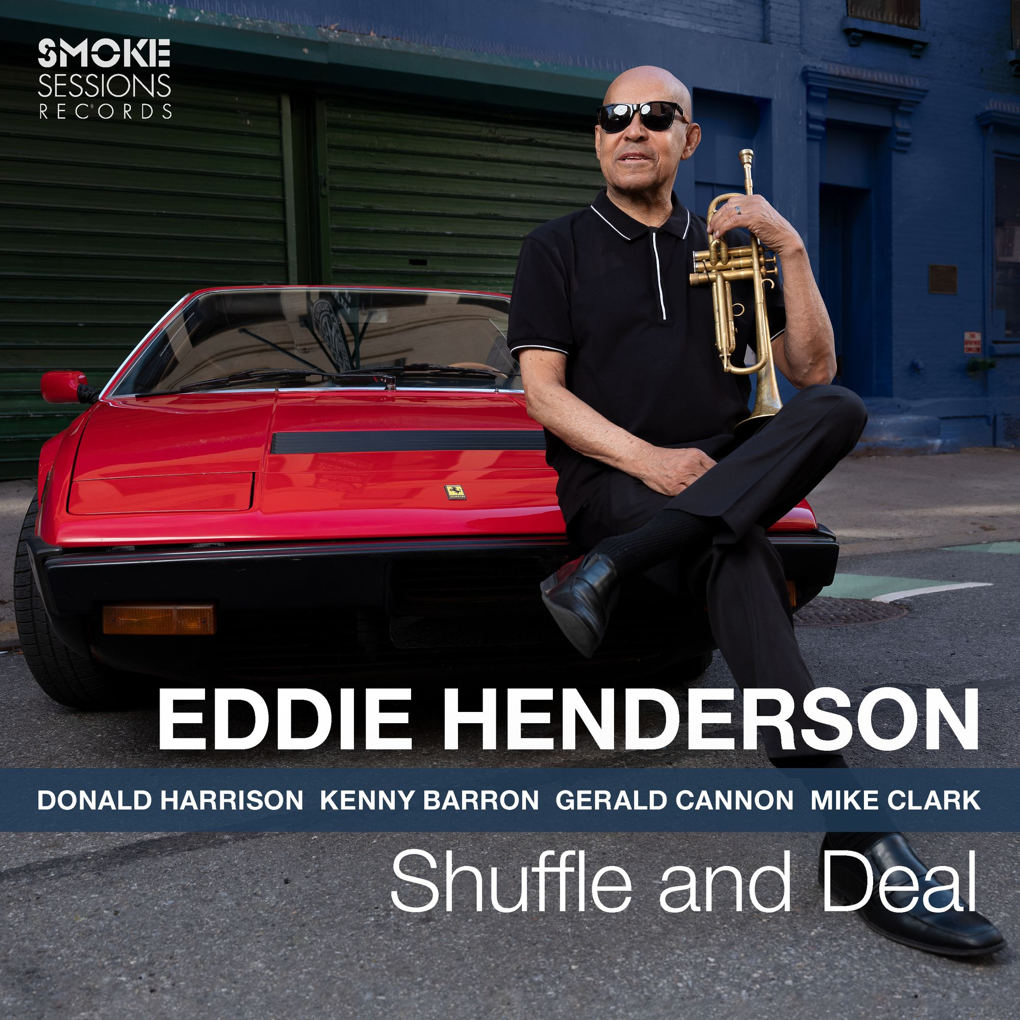 EDDIE HENDERSON - Shuffle and Deal cover