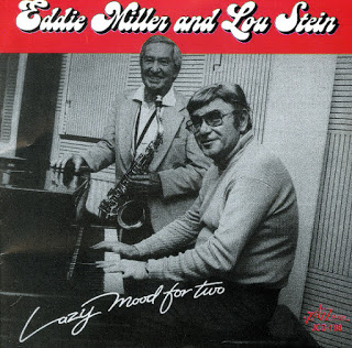 EDDIE MILLER - Eddie Miller, Lou Stein : Lazy Mood for Two cover