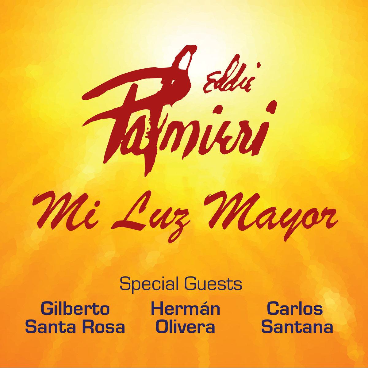 EDDIE PALMIERI - Mi Luz Mayor cover