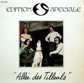 EDITION SPÉCIALE - Allée des tilleuls cover