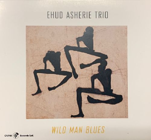 EHUD ASHERIE - Wild Man Blues cover