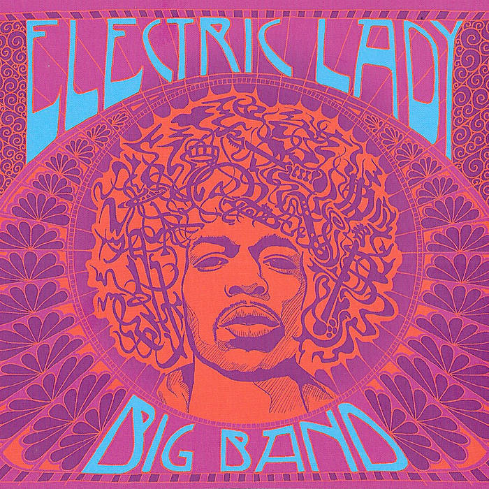 ELECTRIC LADY BIG BAND - Electric Lady Big Band cover