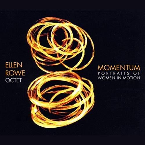 ELLEN ROWE - Momentum : Portraits Of Women In Motion cover