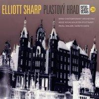 ELLIOTT SHARP - Plastový Hrad cover