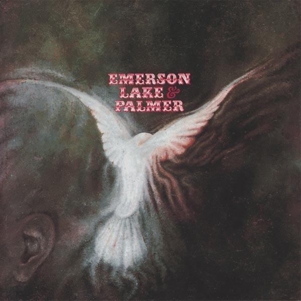 EMERSON LAKE AND PALMER - Emerson, Lake & Palmer cover