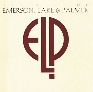 EMERSON LAKE AND PALMER - The Best Of Emerson, Lake & Palmer cover