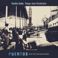 EMILIO SOLLA - Puertos - Music From International Waters cover