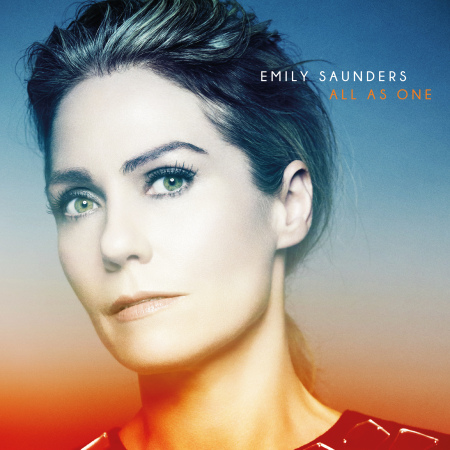 EMILY SAUNDERS - All As One cover
