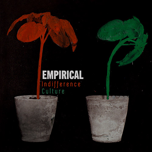 EMPIRICAL - Indifference Culture cover
