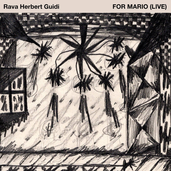 ENRICO RAVA - Rava / Herbert / Guidi : For Mario (Live) cover