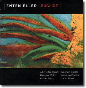 ENTEN ELLER - Euclide cover