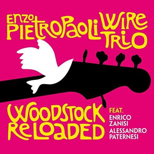 ENZO PIETROPAOLI - Woodstock Reloaded cover