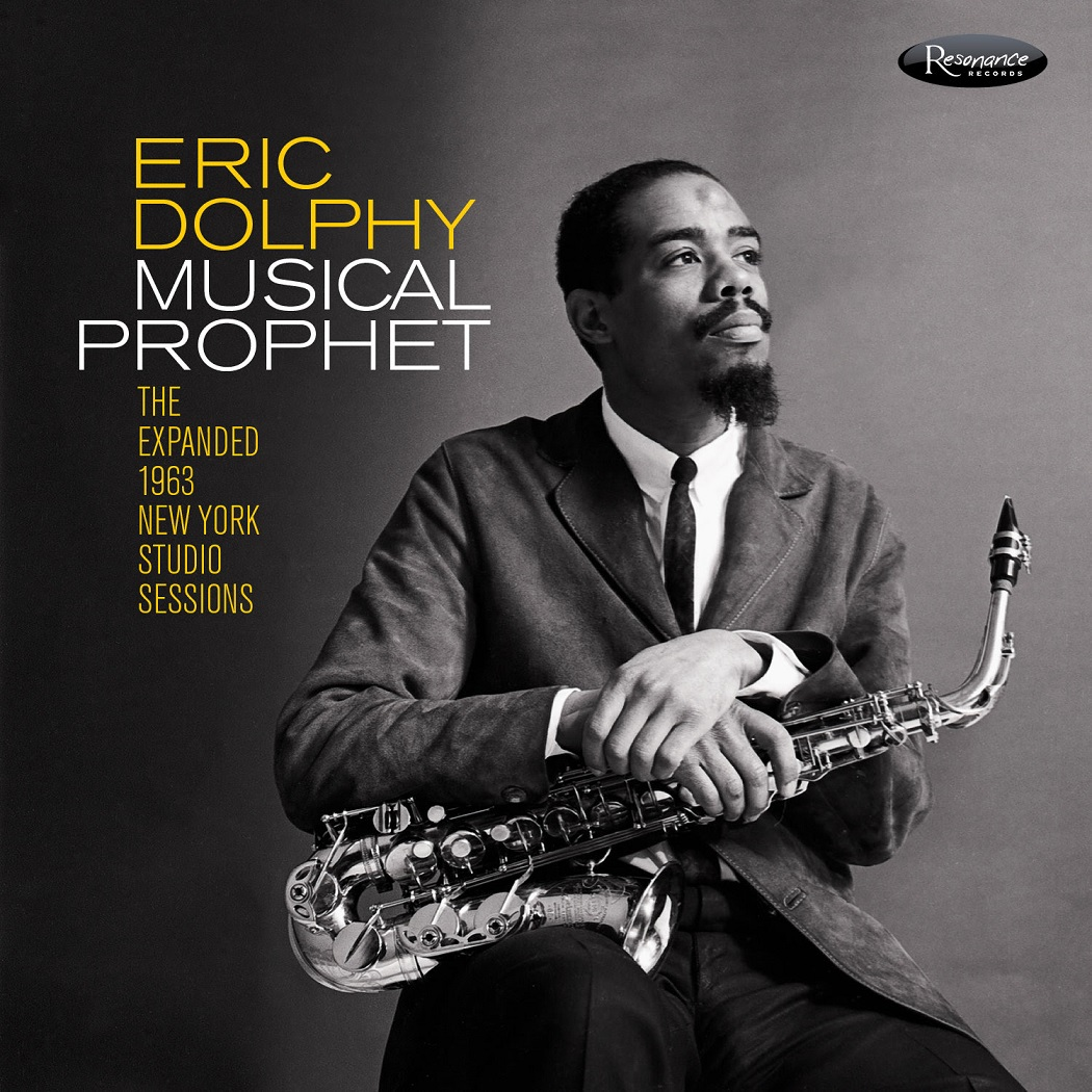 ERIC DOLPHY - Musical Prophet : The Expanded 1963 New York Studio Sessions cover