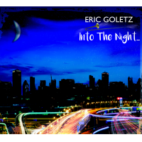 ERIC GOLETZ - Into the Night cover