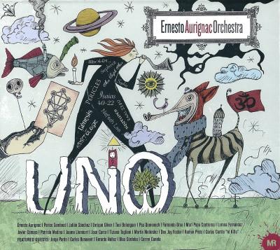 ERNESTO AURIGNAC - Ernesto Aurignac Orchestra : Uno cover