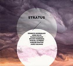 ERNESTO RODRIGUES - Stratus cover
