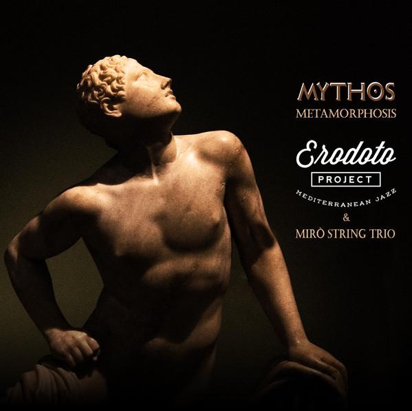 ERODOTO PROJECT - Mythos - Metamorphosis cover