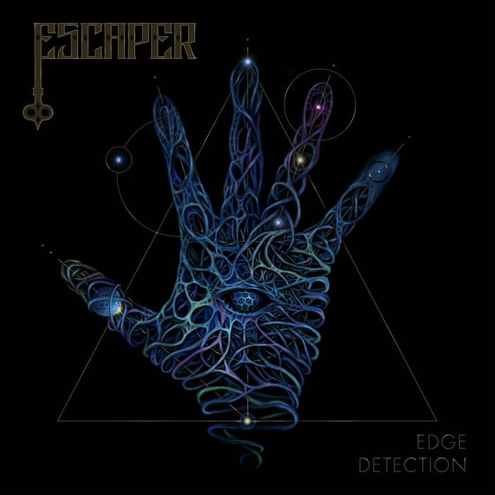 ESCAPER - Edge Detection cover