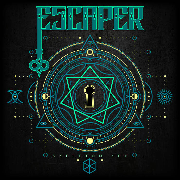 ESCAPER - Skeleton Key cover