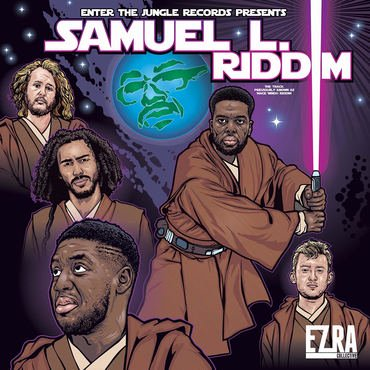EZRA COLLECTIVE - Samuel L.Riddim / Dark Side Riddim cover