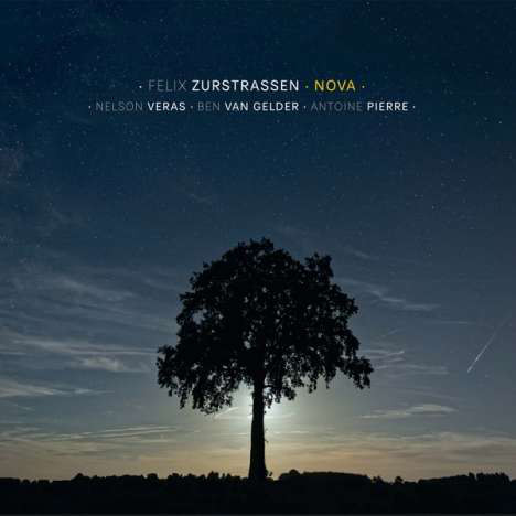 FÉLIX ZURSTRASSEN - Nova cover