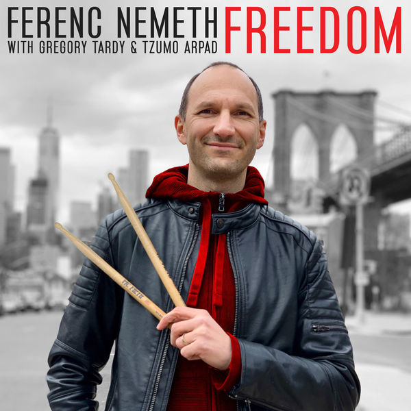 FERENC NEMETH - Freedom cover