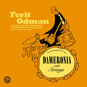 FERIT ODMAN - Dameronia With Strings cover