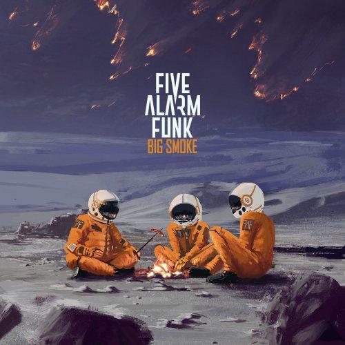 FIVE ALARM FUNK - Big Smoke cover