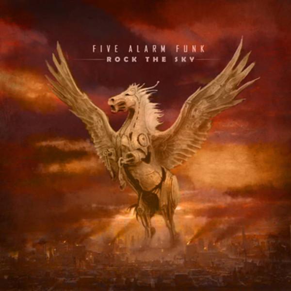 FIVE ALARM FUNK - Rock The Sky cover