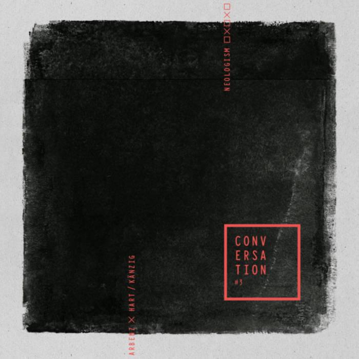 FLORIAN ARBENZ - Conversation #2 & #3 cover