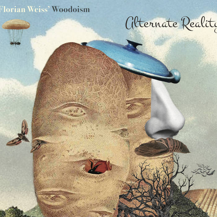 FLORIAN WEISS - Florian Weiss Woodoism : Alternate Reality cover