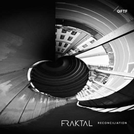 FRAKTAL - Reconciliation cover
