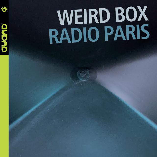 FRANCESCO BEARZATTI - Weird Box : Radio Paris cover