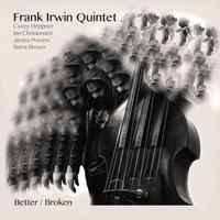 FRANK IRWIN - Better / Broken cover