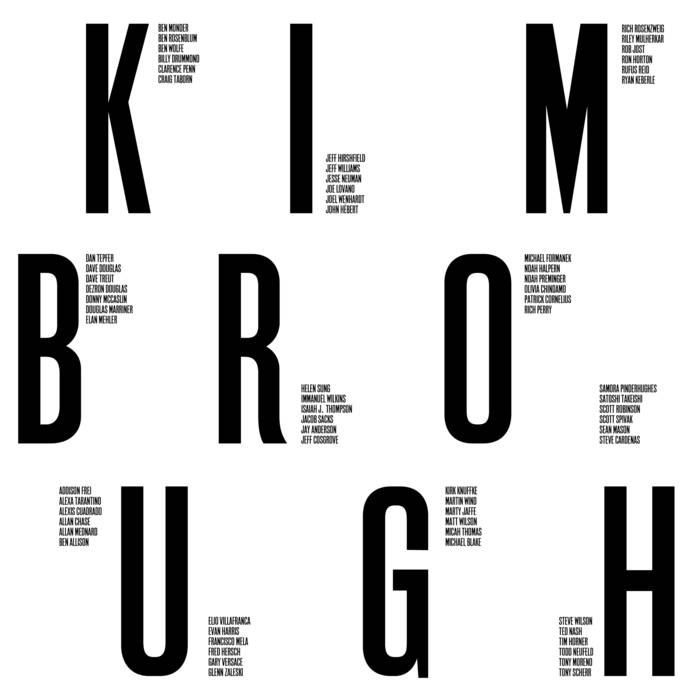 FRANK KIMBROUGH - Kimbrough cover