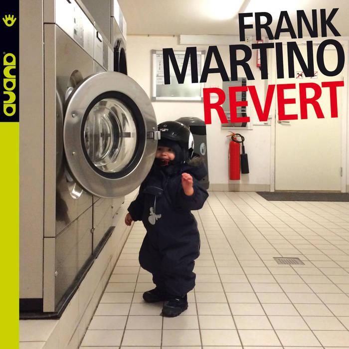 FRANK MARTINO - Revert cover