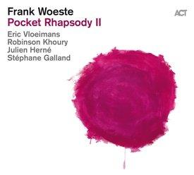 FRANK WOESTE - Pocket Rhapsody II cover