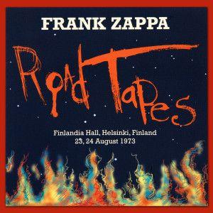 FRANK ZAPPA - Road Tapes Venue # 2 cover