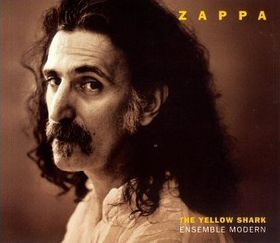 FRANK ZAPPA - The Yellow Shark cover