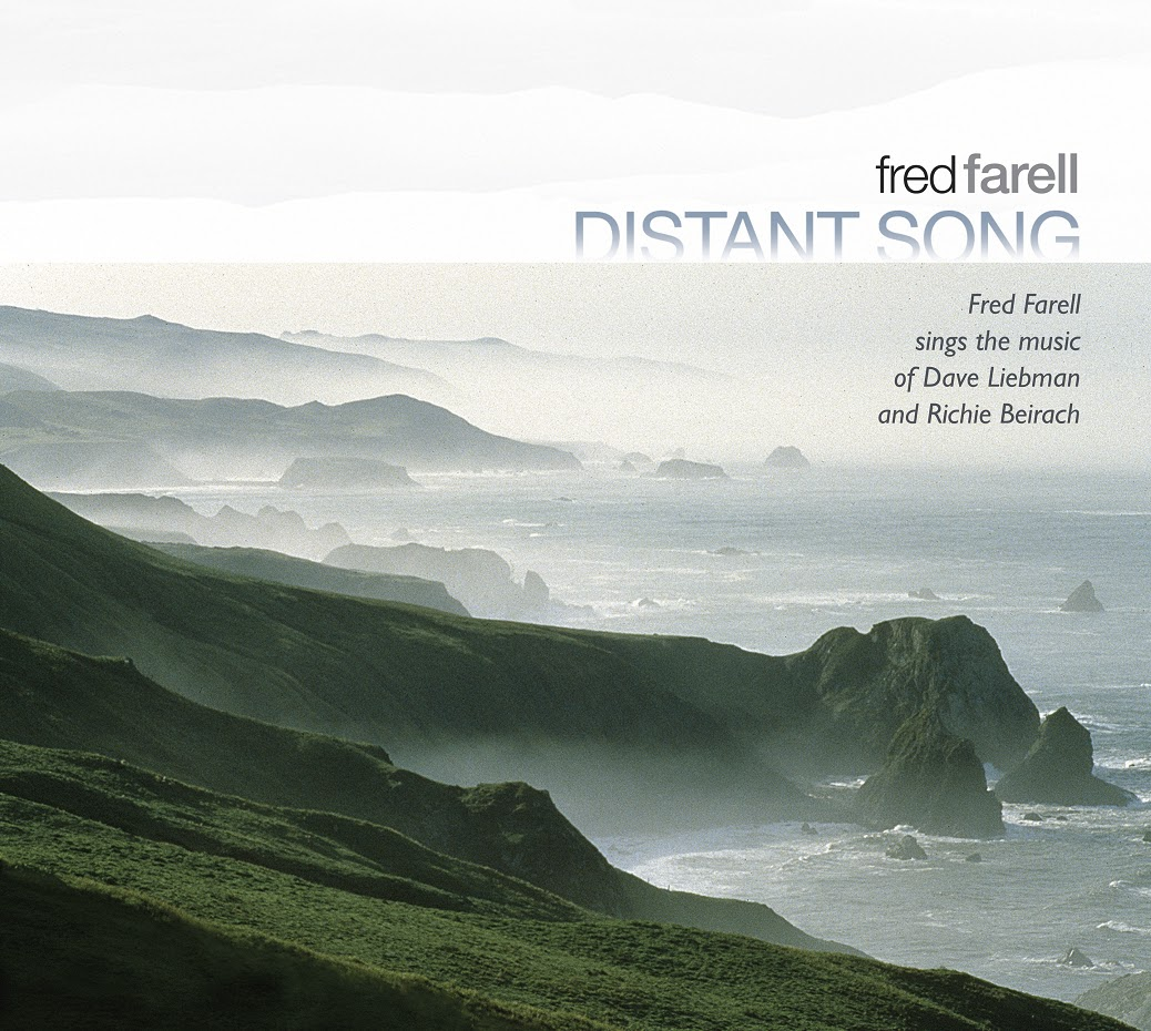 FRED FARRELL - Distant Song cover