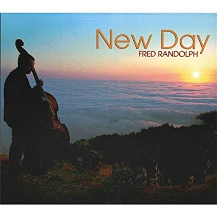FRED RANDOLPH - New Day cover