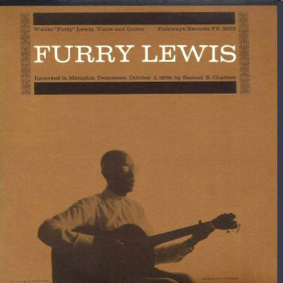FURRY LEWIS - Furry Lewis cover
