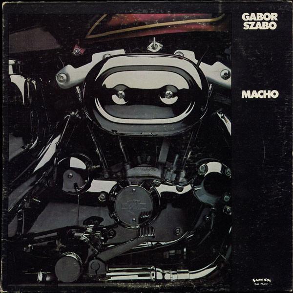 GABOR SZABO - Macho cover